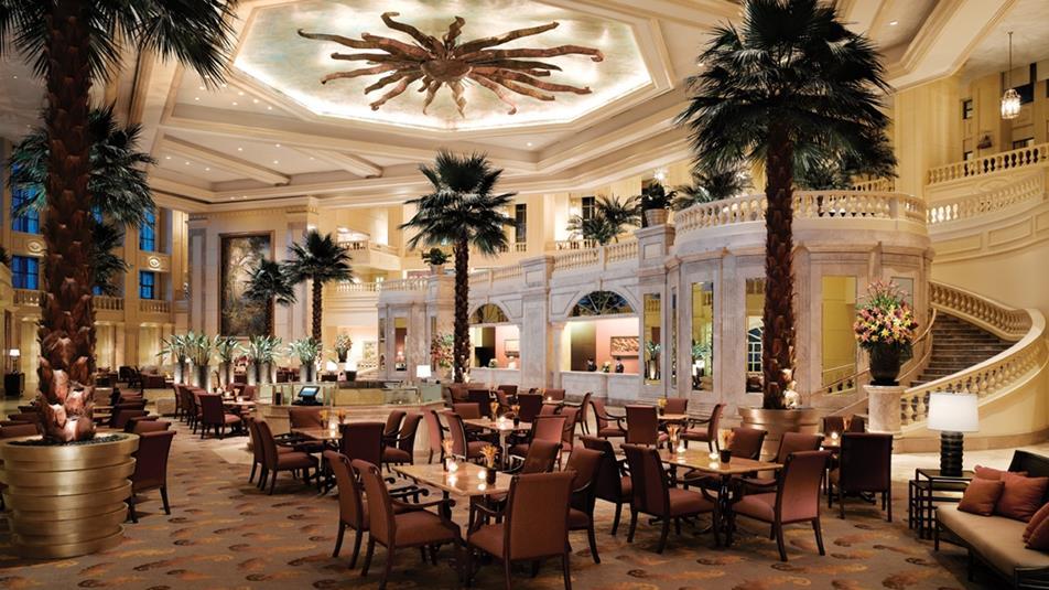 The Peninsula Manila The Lobby